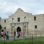 First stop: the Alamo!