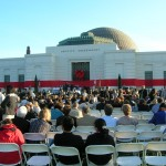Griffith Observatory Ribbon Cutting Nov. 2, 2006
