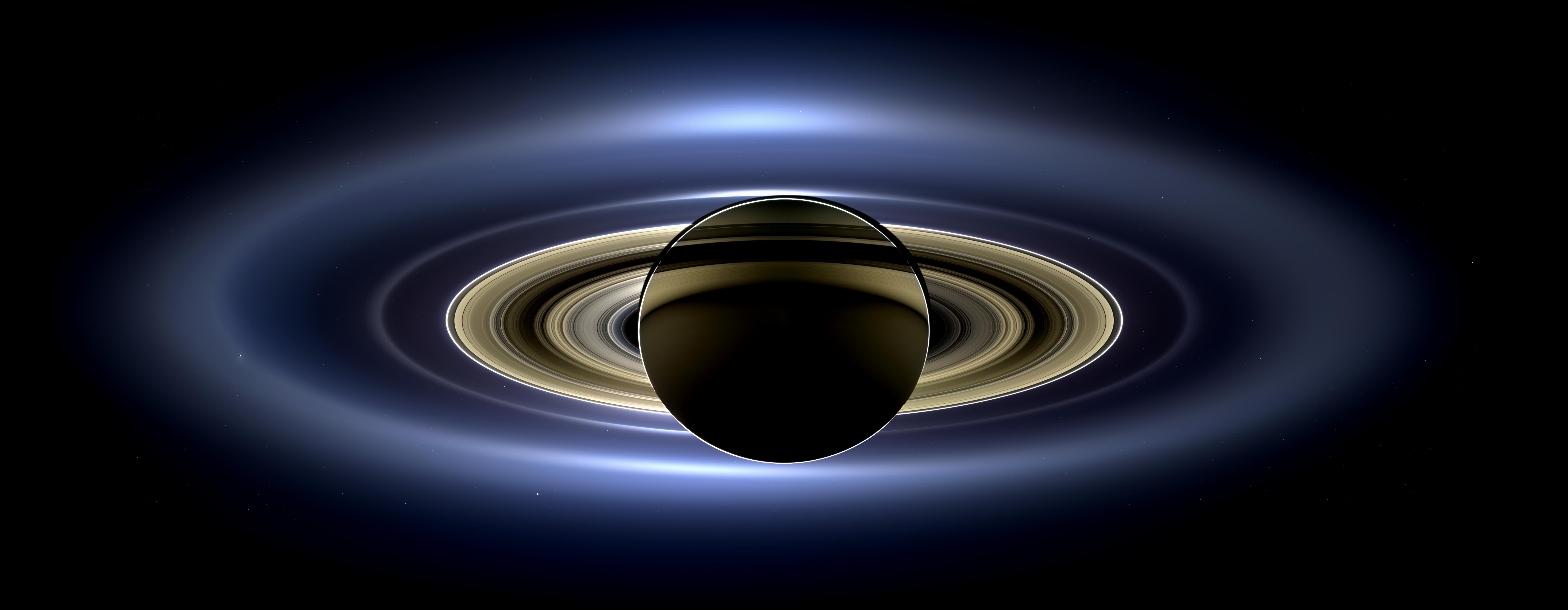 Cassini Saturn PIA17172